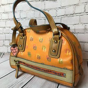 Dooney & Bourke Mini Bowling Bag